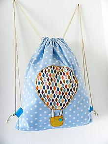 Detské tašky - Batoh balón II. 6-12r. - 10216291_