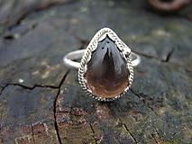 - Strieborny prsteň Ag 925 Zahneda - 10213899_