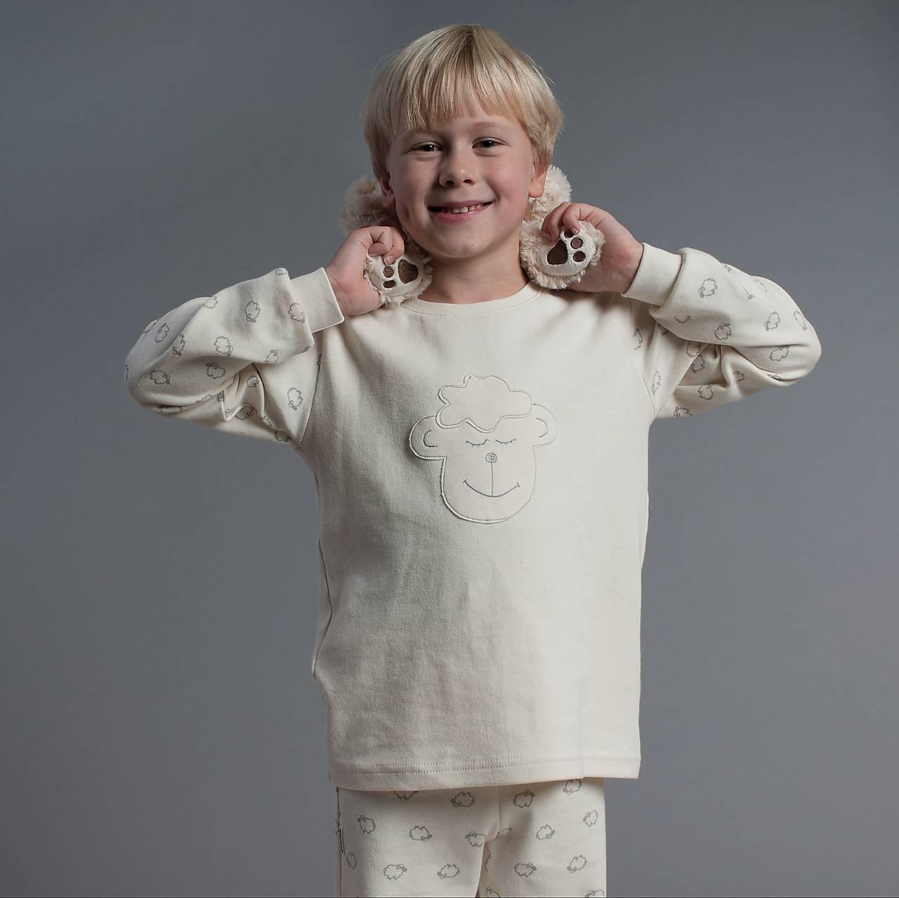 Detské oblečenie - BIO dětské pyžamo - 10216051_