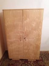 Nábytok - Drevená skriňa - 10215624_