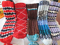 Iné oblečenie - ponožky - 10215435_