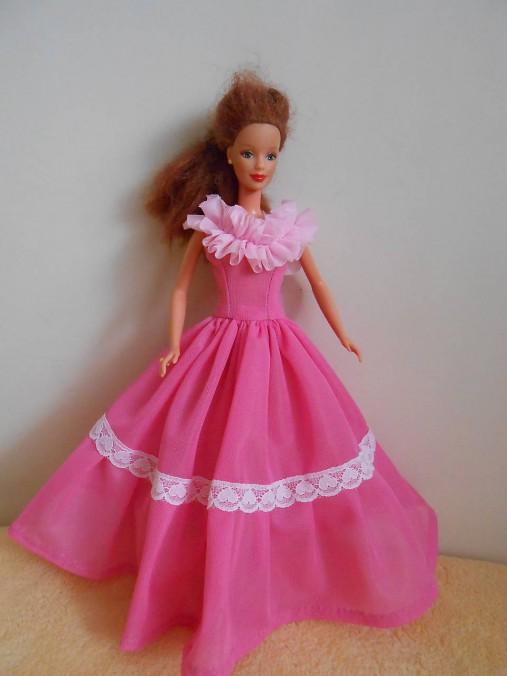 Šaty pre barbie   Miranda23 - SAShE.sk - Handmade Hračky 5efc7b270eb