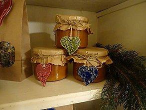 Potraviny - Marhuľový lekvár s ananásovou mätou - 10218967_