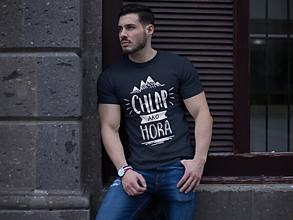 Oblečenie - Chlap ako hora - 10219863_