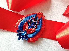 Opasky - Opasok s brošňou - 10218318_