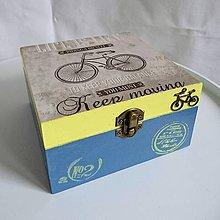 "Krabičky - Krabička ""Bicykel"" - IHNEĎ K ODOSLANIU !!! - 10218526_"
