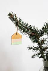 Dekorácie - Vianočné ozdoby - 10219834_