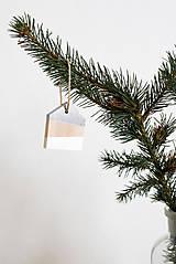 Dekorácie - Vianočné ozdoby - 10219844_