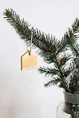 Dekorácie - Vianočné ozdoby - 10219857_