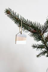 Dekorácie - Vianočné ozdoby - 10219864_