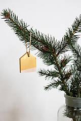 Dekorácie - Vianočné ozdoby - 10219865_