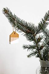 Dekorácie - Vianočné ozdoby - 10219871_