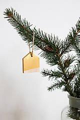 Dekorácie - Vianočné ozdoby - 10219899_