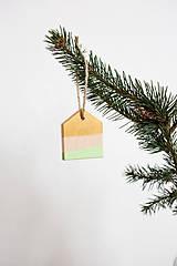 Dekorácie - Vianočné ozdoby - 10219913_