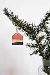 Dekorácie - Vianočné ozdoby - 10219931_