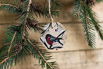 Dekorácie - Vianočné ozdoby - 10219944_