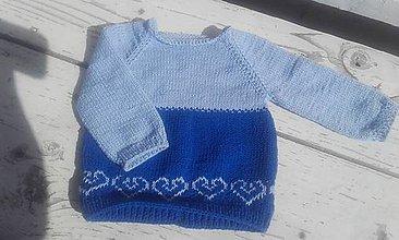 Detské oblečenie - Detský pulóvrik - 10217374_