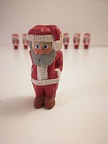 Drobnosti - Vánoční Santa - 10218680_