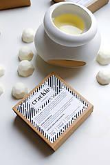 Svietidlá a sviečky - Vonný vosk - Himálajsky céder s jazmínom - 10216593_