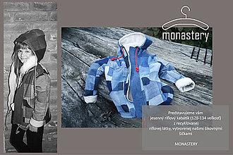 Detské oblečenie - Detský kabátik - 10218095_