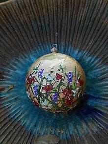 Dekorácie - Božská lúčka guľa - 10219149_