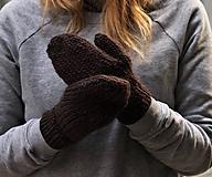 Rukavice - Extra vlnené palčiaky - 10219025_