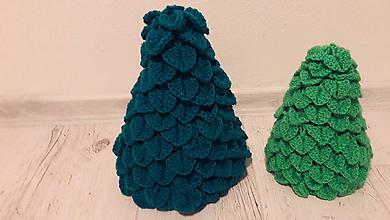Dekorácie - stromček modrýýý...ihneď... - 10218581_