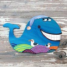 Bábiky -  Nočná veľryba - 10222183_