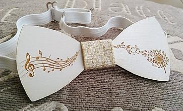 Doplnky - Motýlik muzikant - 10221361_