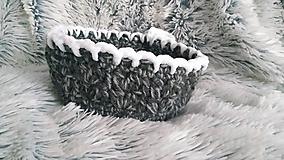 Úžitkový textil - Košík - 10221458_