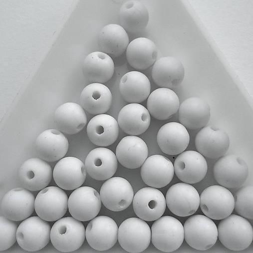 Plast MATT 6mm-30ks