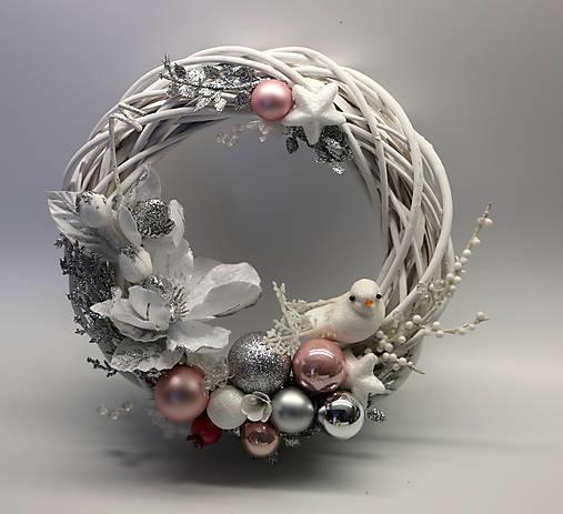 d34cf6c88 Ružový veniec / emily08 - SAShE.sk - Handmade Dekorácie