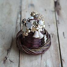 Dekorácie - Malý zvonček - 10222914_