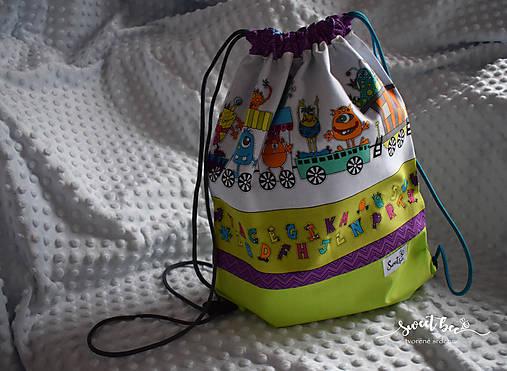 757ef6320 Veselý detský vak / Sweet.bee - SAShE.sk - Handmade Batohy