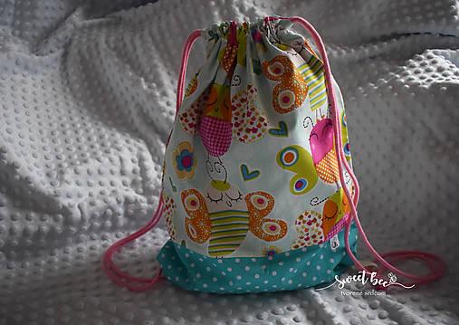 bd55b2dc8 Veselé dievčenské vaky / Sweet.bee - SAShE.sk - Handmade Batohy