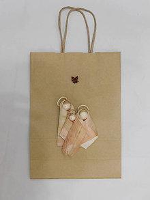 Iné tašky - Darčeková taška - Betlehem - 10222171_