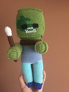 Hračky - robot KOCKA - 10220992_