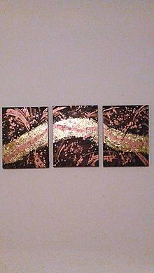 Obrazy - Slovanská cesta, obraz, abstract. - 10222333_