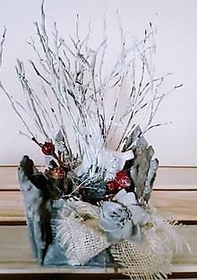 Dekorácie - V bielom šate - 10221937_