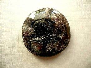 Minerály - Placka - astrofylit 37 mm, č.178f - 10221810_