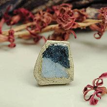 Prstene - RAKU prsteň - 10227190_