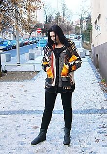Kabáty - LEL teplohrej bundičkový V. - 10224529_