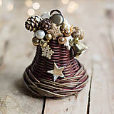 Dekorácie - Malý zvonček - 10226073_