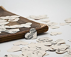 Papiernictvo - konfety melody 100ks - 10226861_