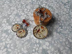Sady šperkov - Vtáčia neha # 46 - 10225986_