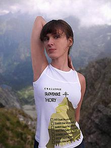 Tričká - Slovenská turistická výzva - 20% ZĽAVA na konkrétne čísla - 10225169_