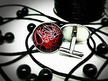 Šperky - Manžetové gombíky Menhard - 10225905_