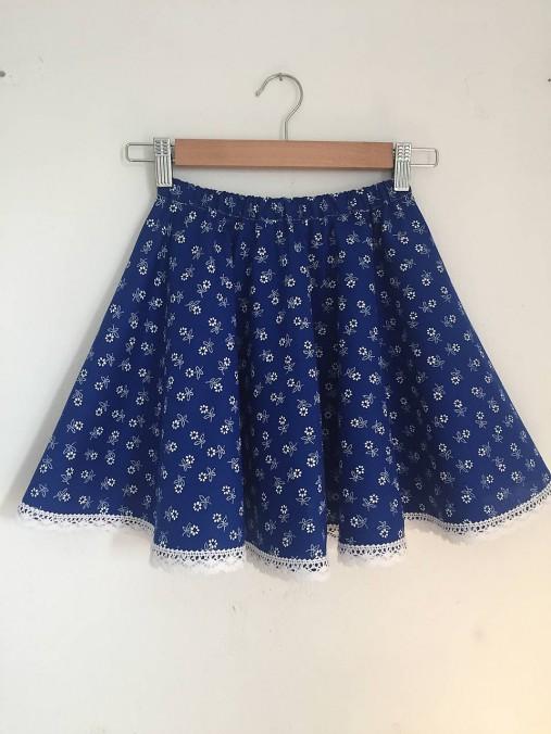 4dd0d78eba1f Dievčenská folklórna suknička   ivapetrovska - SAShE.sk - Handmade Sukne