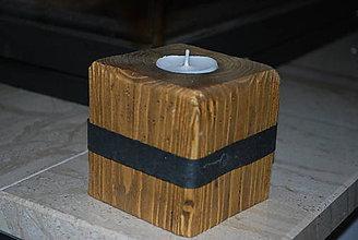 Svietidlá a sviečky - svietnik - 10223948_