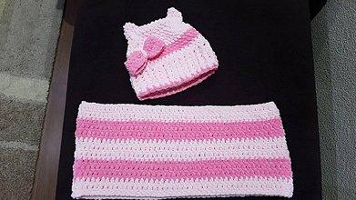 Detské čiapky - Háčkované vecičky z vlny Baby Doplhin... - 10227142_